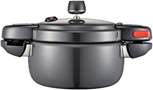 PN Poong Nyun New Black Pearl Pressure Cooker (2.1qt)
