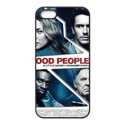 Good People coque iPhone 4 4S cellulaire cas coque de téléphone cas téléphone cellulaire noir couvercle EEEXLKNBC25460