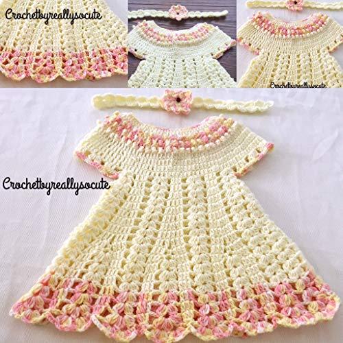 ba03e1cff02c Amazon.com  12-18 month Easter baby dress
