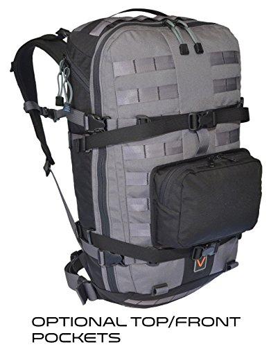 2017VTGR8 Modular Bug Out Bag, Men's Medium, Green