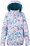 Burton Youth Girls Elodie Jacket, Drip Dye, Large