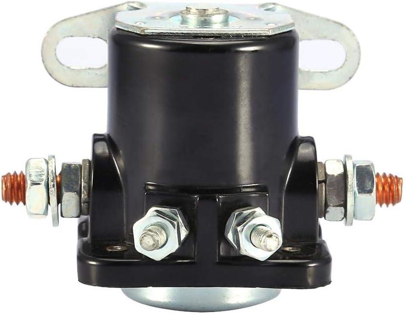 Tipo abierto 4 Interruptor Magnético motor SW-3 4 pernos 12V / 24V para el contactor de DC