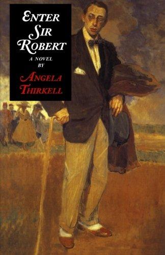 Enter Sir Robert (Angela Thirkell Barsetshire): Amazon.co.uk: Angela  Thirkell: 9781559212366: Books