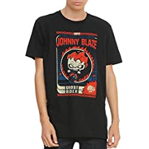 Funko Pop Ghost Rider Johnny Blaze Limited Edition T-shirt - Mens (2X)