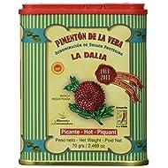 La Dalia Pimenton De La Vera Picante DOP Hot Smoked Paprika