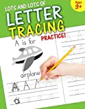 img - for Lots and Lots of Letter Tracing Practice! book / textbook / text book