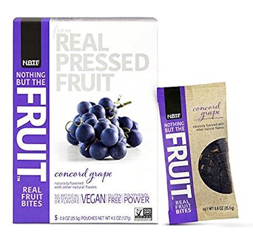 Nothing But the Fruit Real Fruit Bites, Gluten Free Snacks