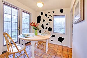 Cow Spots Vinyl Wall Decal Sticker Graphic By LKS Trading Post