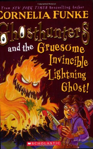 Ghosthunters and the Gruesome Invincible Lightning Ghost (Ghosthunters (Numbered Paperback))