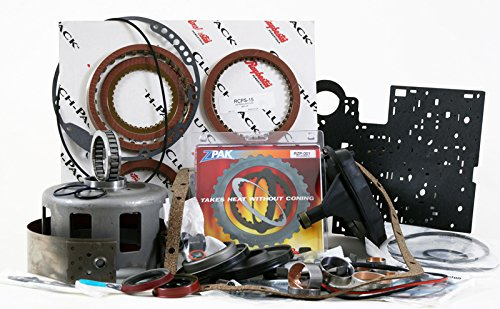GM 4L60E 4L65E Transmission Level 2 High Performance Rebuild Kit 2004 ()