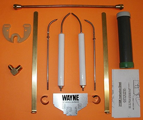 NEW Wayne Oil Burner tune up kit For models M MSR MH ER ERA EH EHA EHASR OE & OEA