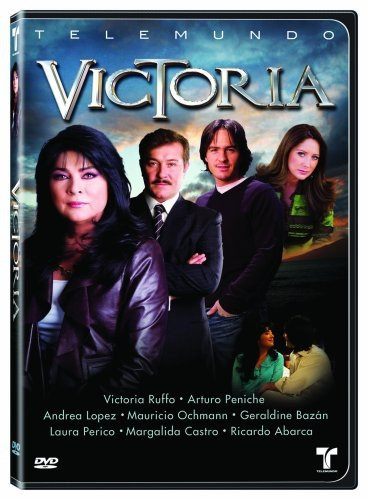 DVD : Victoria (Full Frame, Dolby, 4 Disc) - Seller: Mercury Media Partners [+Peso($26.00 c/100gr)] (MMVP)