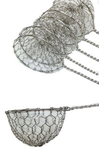Shabu Shabu Hot Pot Strainer Scoops, Set of 6