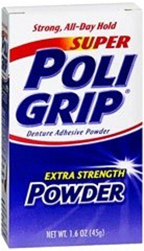 McKesson Powder Super Poligrip 1.6 1/Ea (Sold by EACH)