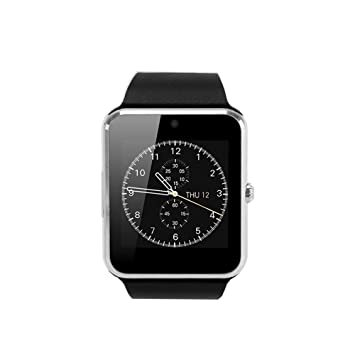 Choice Montre connectée Smart Watch Argent