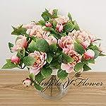 ShineBear-DIY-Artificial-Gardenia-Flowers-Home-Garden-Party-Decoration-Craft-Simulation-Flores-Flowers-Wedding-Fake-Florals-4-Colors-42cm-Color-White