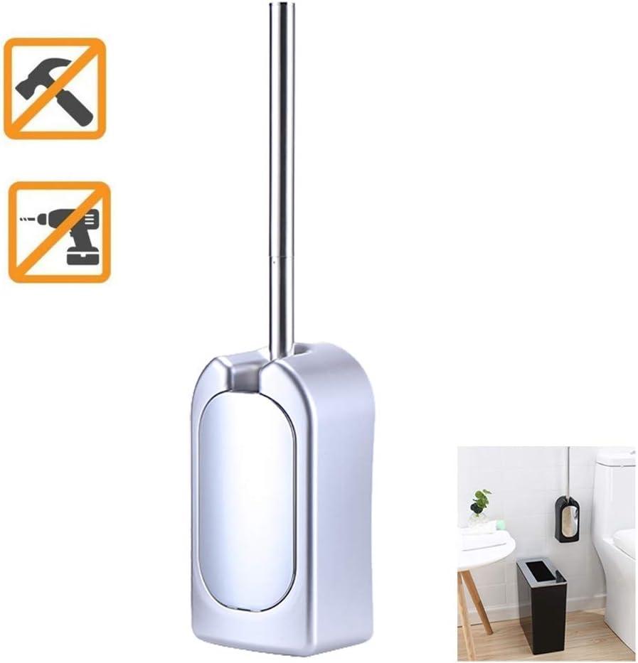 Silver bgl Toilet Brush Holder Stainless Steel 304 Wall Mounted Toilet Brush Holder