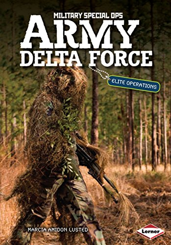 Army Delta Force: Elite Operations (Military Special Ops) from Brand: Lerner Publishing Group