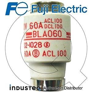 Fuji Electric Bla060 60 Amp 600v Fuse Amazon Com