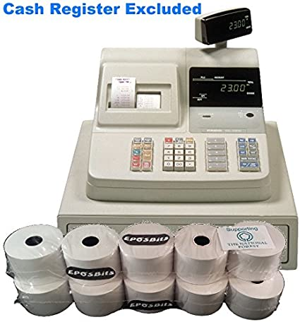 eposbits® marca rollos para que se ajuste a Casio CE-2300 CE2300 ...