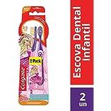 Escova Dental Colgate Barbie 2 - 5 anos 2 un