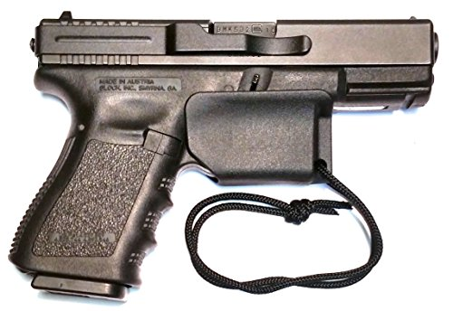 ClipDraw Gun Belt Clip and Trigger Sheath Trigger Guard Bundle for Glock (17-19-22-23-24-25-26-27-28-30S-31-32-33-34-35-36)