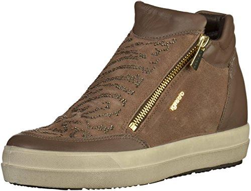 Fango 87757 donna interna amp;CO zeppa 00 IGI scarpe sneakers nxT4xY8