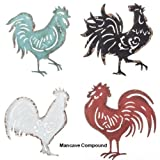 Four Rustic Roosters Farmhouse Wall Décor Review