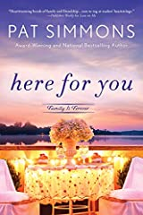 Here for You: A Clean and Wholesome Romance (Family Is Forever Book 2) Kindle Edition