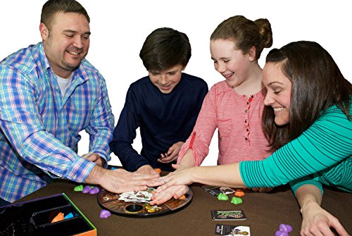 Ninja Squirrels Family Board Game