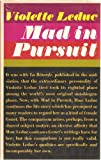 img - for MAD In PURSUIT. Translated from the French by Derek Coltman. book / textbook / text book