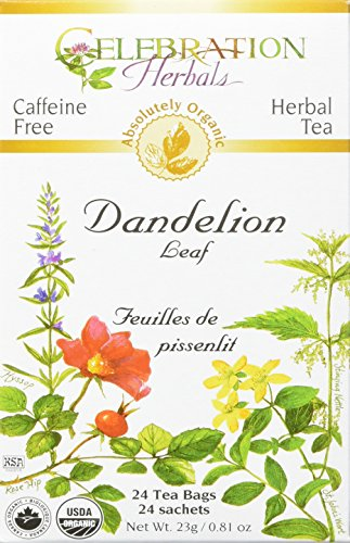 CELEBRATION HERBALS Dandelion Organic Pound
