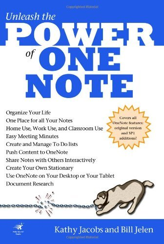 Download Power One Note: Unleash the Power of One Note Pdf