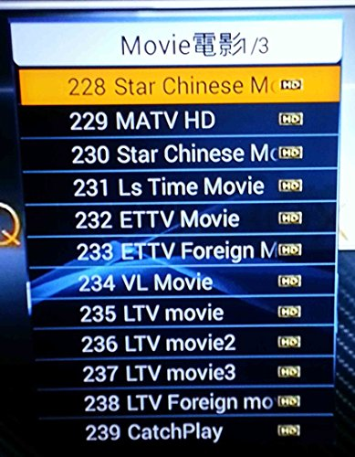 UNBLOCK Original Gen 2 UBOX-II Free Asia Chinese Channels