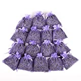 MISSYOUNG 16-Pack Lavender Scented Sachets for