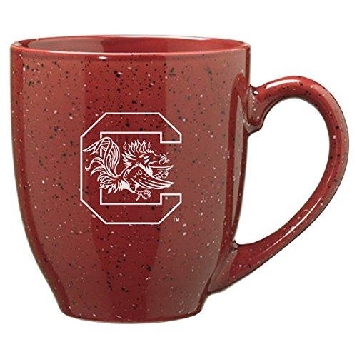 University of South Carolina - 16-ounce Ceramic Coffee Mug - Burgundy Carolina University Mug