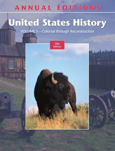 a history of the first and second reconstruction in the united states Junction us history: through reconstruction is designed to provide students with an overview of united states history  explain the second phase of reconstruction.