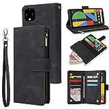 HATA Pixel 4A 5G 6.2 Wallet case, Pixel 4A 5G 6.2