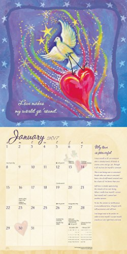 You Can Heal Your Life 2017 Wall Calendar: Inspirational Affirmations