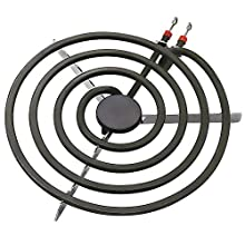 AMI PARTS SP21YA Surface Burner Element WB30X253 Heating Element WB30T10071 8-Inch Surface Burner Element Replacment