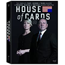 House of Cards Seasons 1-3 Box Set