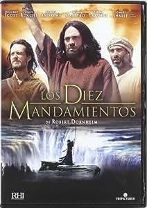 Los Diez Mandamientos (TV) [DVD]