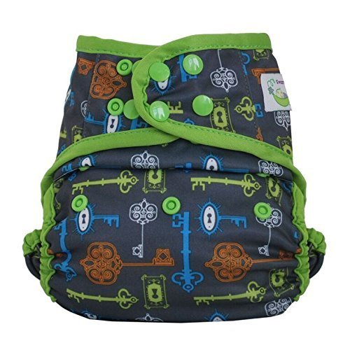Sweet Pea Diaper Cover, To My Heart, One Size