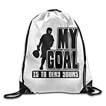 Gym Drawstring Bag My Goal Is To Deny Yours Backpack Bag