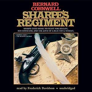 Sharpe's Regiment Audiobook