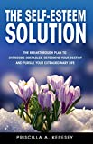 The Self-Esteem Solution: The Breakthrough Plan To Overcome Obstacles, Determine Your Destiny, and Pursue Your Extraordinary Life