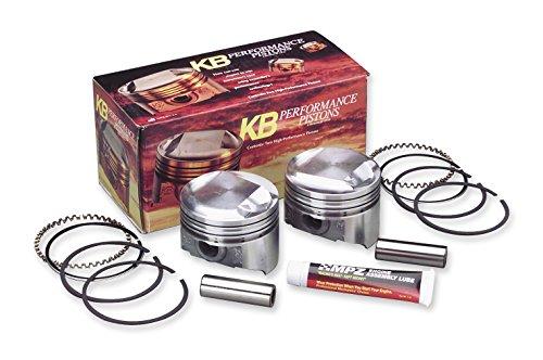 KB Performance Pistons KB925C.STD KB Forged Piston - Evo-Sportster 883-1200 Conv