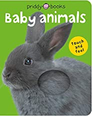 Bright Baby Touch & Feel Baby Animals (Bright Baby Touch and F