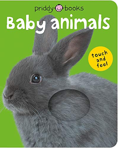 Bright Baby Touch & Feel Baby Animals (Bright Baby Touch and Feel)