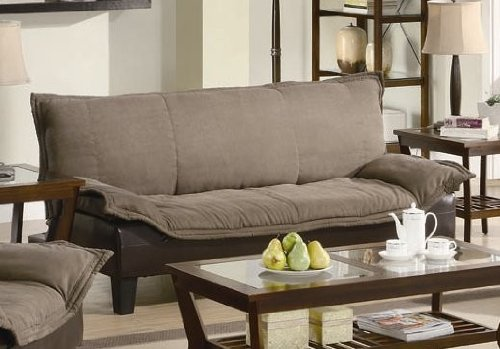 Coaster Home Furnishings Brown Sofa Basic Facts